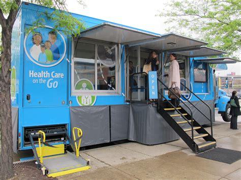 mobile clinic mobile health center
