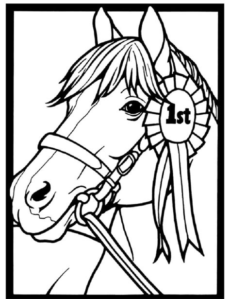 picture of a horse coloring page horse head coloring pages az coloring pages