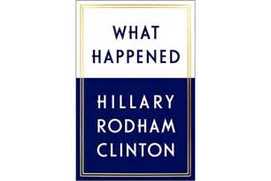 what happened to clinton to kick book tour for what happened