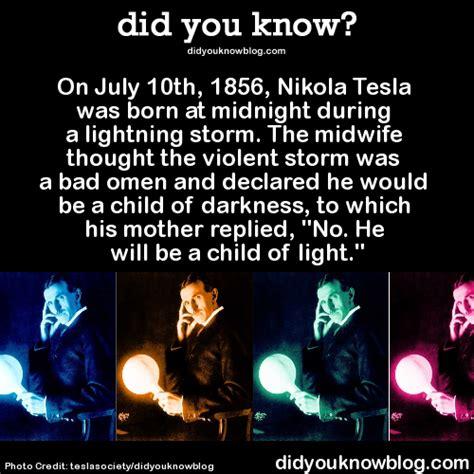 Where Was Tesla Born 90 From Tyranny Did You Nikola Tesla Was Born