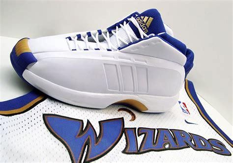gilbert arenas basketball shoes a look at an adidas pe for gilbert arenas