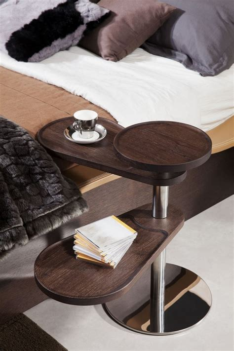 modrest abseil modern brown oak  table  tables