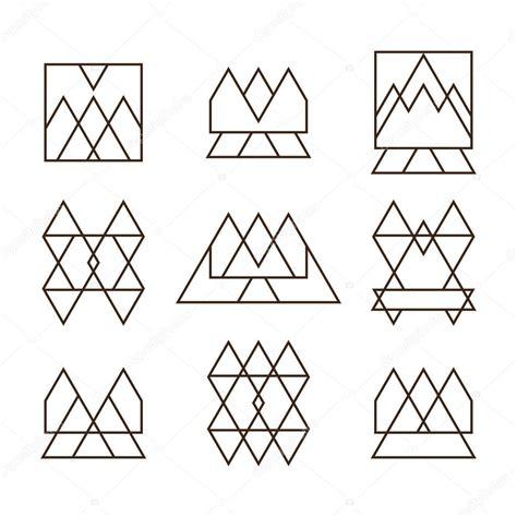 figuras geometricas javascript conjunto de figuras geom 233 tricas tri 225 ngulos cuadrados y