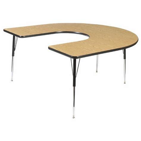 Horseshoe Table horseshoe activity table educator s depot