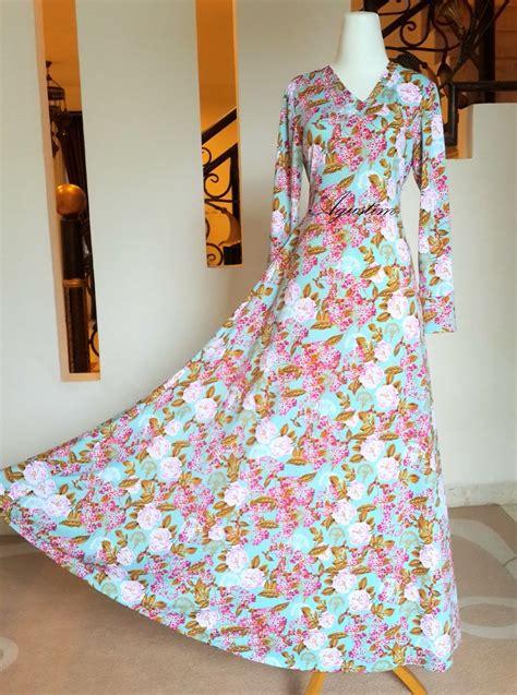 Kebaya Pj 27 gamis bunga jual kebaya pengantin 08119931313