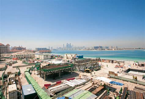 Home Interior Design Companies In Dubai by Site Visit Waldorf Astoria Hotel Palm Jumeirah