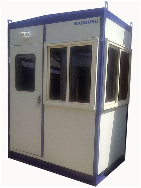 security cabins suppliers manufacturers dealers in