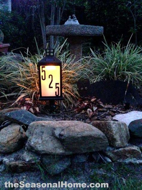 cool  easy diy ideas  display  solar lighting