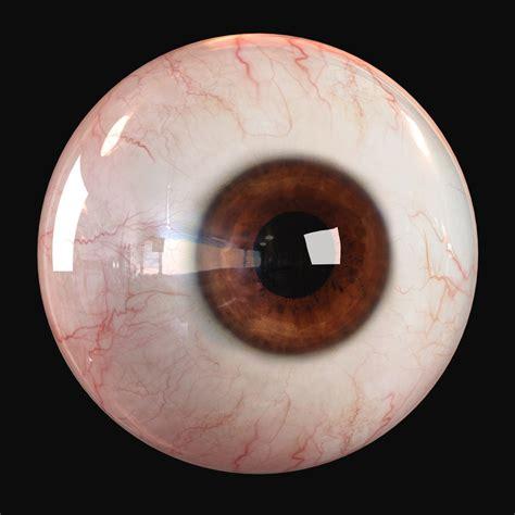 3d Human Eye Andor Kollar Character Artist Eyeball Pics
