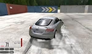 Audi Drift Audi Tt Drift Car