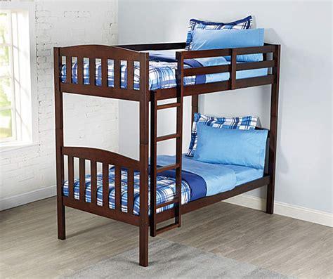 big lots bunk bed simmons tristan bunk bed 2 piece set big lots