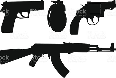 weapon stock vector art 157176347 istock
