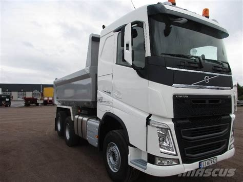 volvo truck of the year used volvo fh540 6x4 vds krypgir og l 248 fteaksel dump
