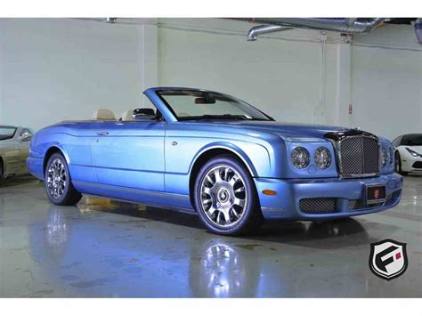 bentley azure for sale 2008 bentley azure for sale classiccars com cc 963686