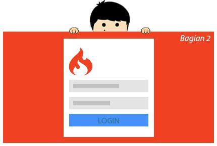 cara membuat login sederhana dengan codeigniter cara membuat proses login sederhana codeigniter ii