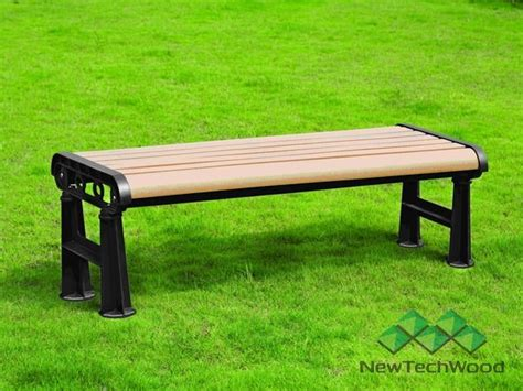 composite wood bench wood composite benches newtechwood view composite bench