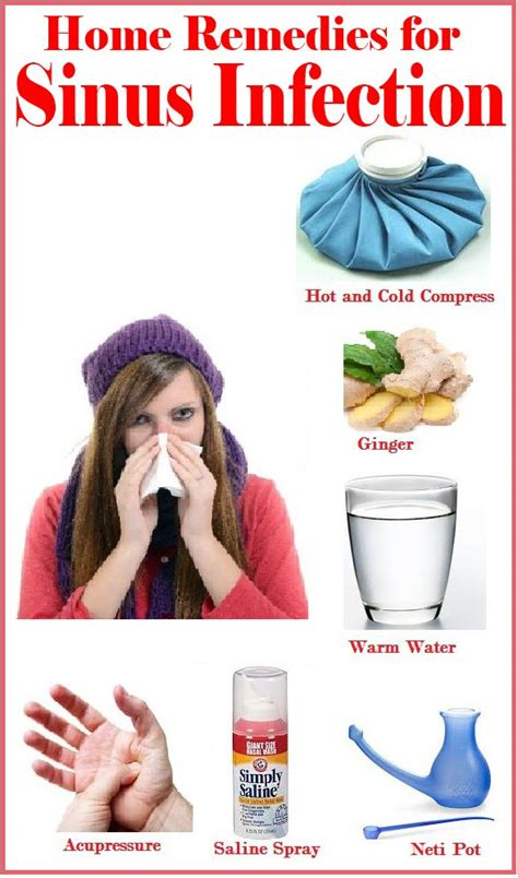 home remedies for sinus infection gezondheid