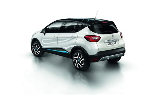 new renault captur 2016 renault captur refreshed model gets new range