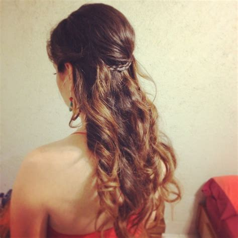 50 Best Half Up Half Down Hairstyles to Try in 2017