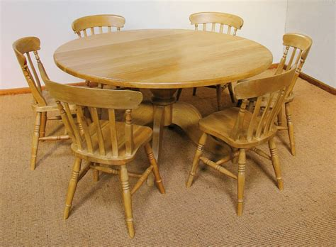 Handmade Oak Tables - table steven baker furniture