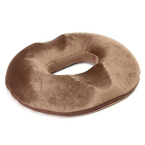 Donut Pillow For Broken Tailbone by Memory Foam Hemorrhoid Treatment Tailbone