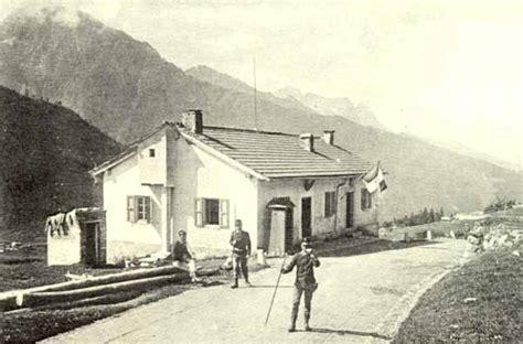 ufficio dogane trento storia della valle camonica nel regno d italia dal 1861