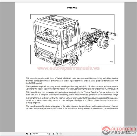 iveco daily wiring diagram efcaviation
