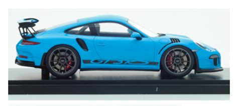 Porsche Gt3 Model Car by Porsche Model Car 911 Gt3 Rs