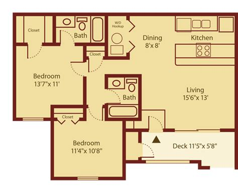 floor plan for 2 bedroom flat 2 bedroom apartment floor plan design of your house