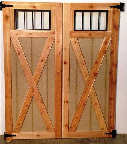 Shed Doors N More by Xbuck Doors With Transom Windows