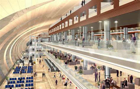 a dubai inaugurato il terminal dedicato agli a380 panorama