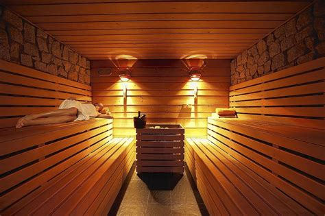 la fitness steam room tips from a summit of sauna experts la times