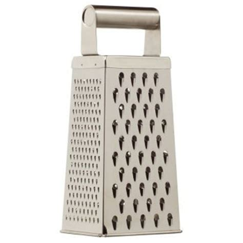 Promo 4 Way Grater Stainless Steel Parutan 4 Sisi Mutu Gts 48 free shipping wholesales stainless steel kitchen multifunction deluxe slicer potato slicing