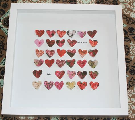 Wedding Gift Handmade - wedding gift frame