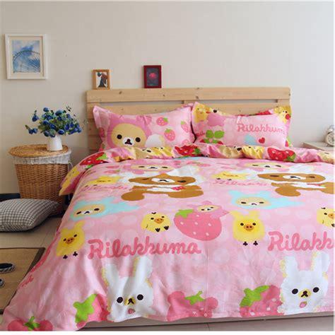 rilakkuma bed popular rilakkuma bedding buy cheap rilakkuma bedding lots