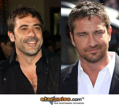 actor that looks like gerard butler megan grimshaw on twitter quot anybody else think jeffrey