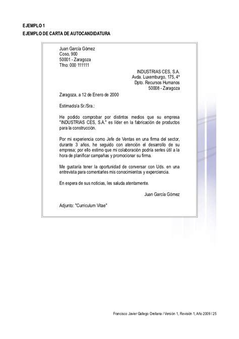 Modelo De Carta De Presentacion Que Acompaña Al Curriculum Vitae Modelo De Carta Que Acompa 241 A Al Curriculum Vitae Modelo De Curriculum Vitae