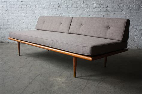 modern daybed designs home design photos mid century retro danish modern daybed sofa make a mid century all