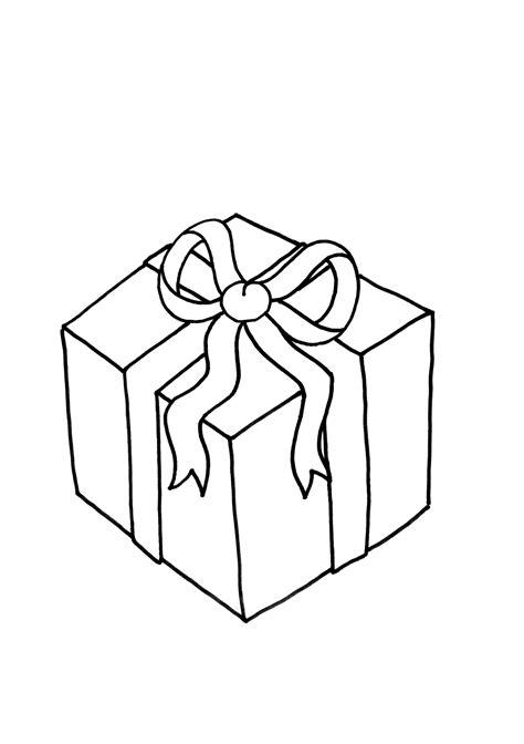 imagenes de navidad para colorear regalos dibujo colorear 32 present dibujo de cumplea 241 os para