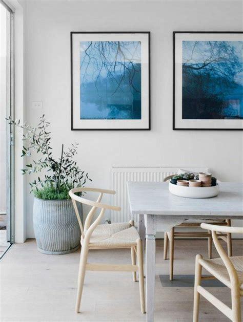 lucite esszimmertisch blau esszimmer design