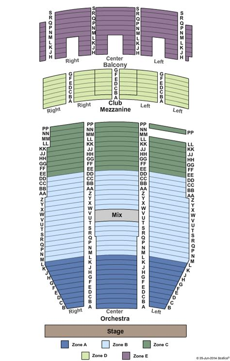 paramount theatre denver seating chart billy idol denver tickets 2017 billy idol tickets denver