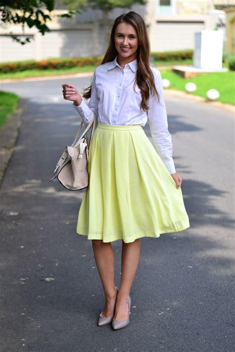 midi skirt work dress