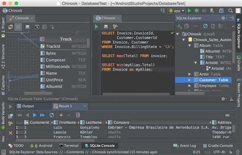 android sql sqlscout a plugin for android studio and intellij idea that provides support for sqlite 掘金