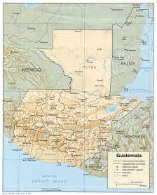 of maps guatemala maps perry casta 241 eda map collection ut