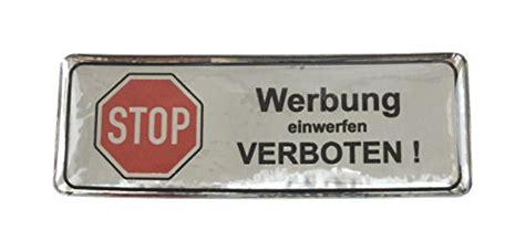 Keine Werbung Aufkleber Verboten by Etikettierer Etiketten Bike Label Bei I Tec De