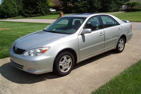 Currie Toyota Curry S Auto Sales 2002 Toyota Camry Le