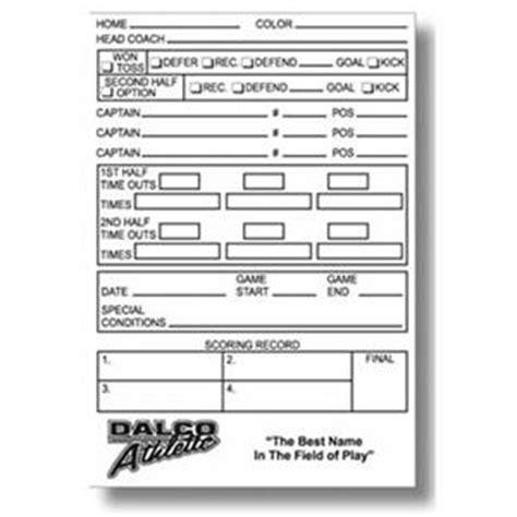 football officials card template football officials paper cards football equipment