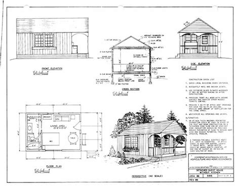 cabin blueprints 27 beautiful diy cabin plans you can actually build