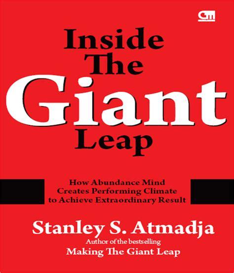Buku Inside The Leap Stanley S Atmadja yudha hp