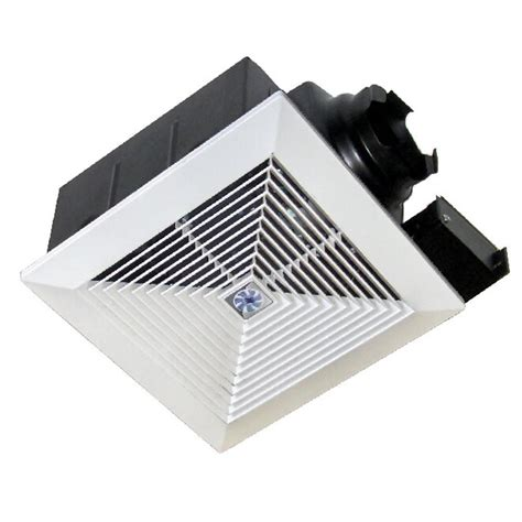 bathroom exhaust fan home depot softaire extremely quiet 60 cfm ceiling mount exhaust fan